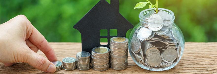 Immobilier argent